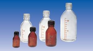慶応型滅菌瓶 812-200,201,203,204
