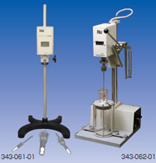 ホモジナイザー撹拌装置