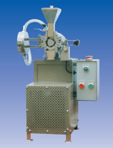 冷却式ウィレー粉砕機